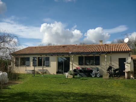 vente maison JARDRES 119m2 211000€