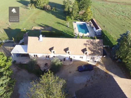 vente maison LEVET 180m2 420000€