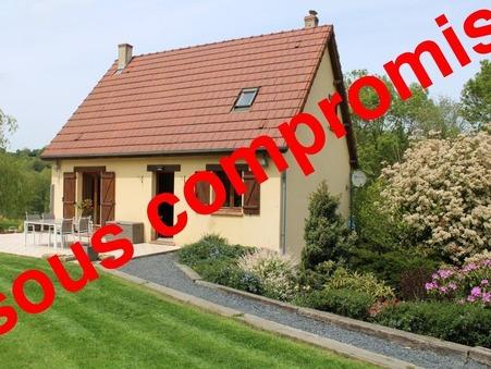 vente maison LISIEUX 80m2 174900€