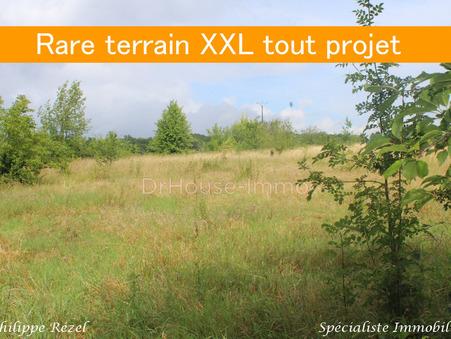 Vente terrain aiguillon 45 000  €