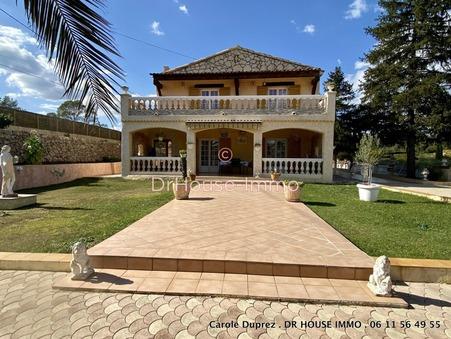 vente maison lorgues 648000 €