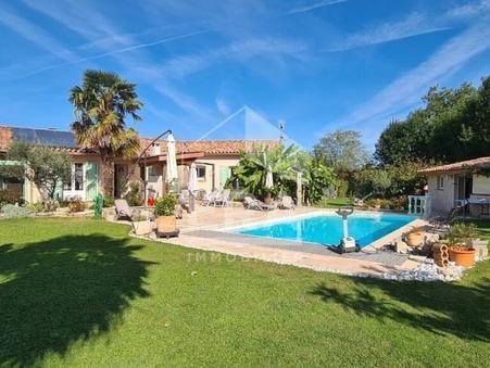 vente maison varilhes  390 000  € 135 m²