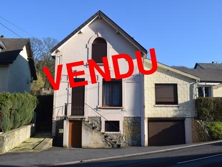 vente maison MONTHERME 120m2 130000€