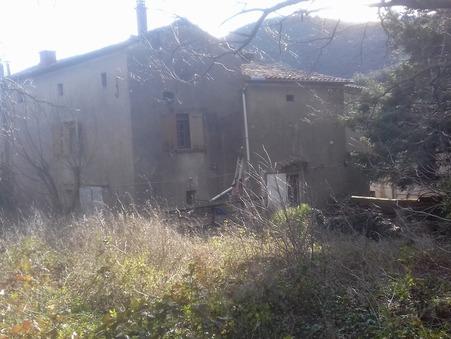 vente maison Saint-jean-de-val�riscle 70 000  € 300 m²