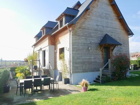 vente maison BLONVILLE SUR MER 546000 €