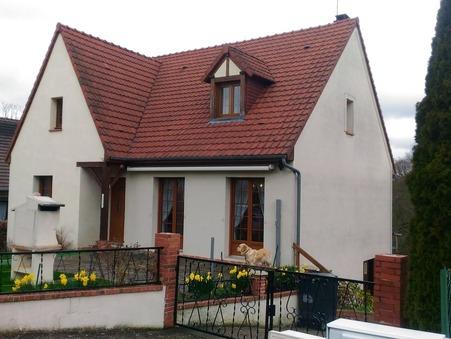 vente maison LISIEUX 118m2 233200€
