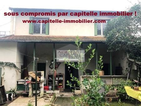 Vendre maison MONTPELLIER  250 000  €