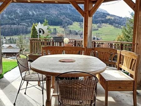 vente maison THORENS GLIERES 110m2 520000€