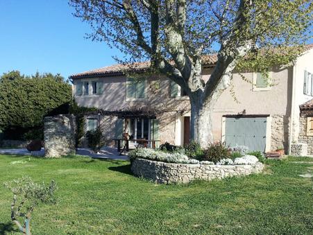 vente maison FORCALQUIER  740 000  € 242 m�