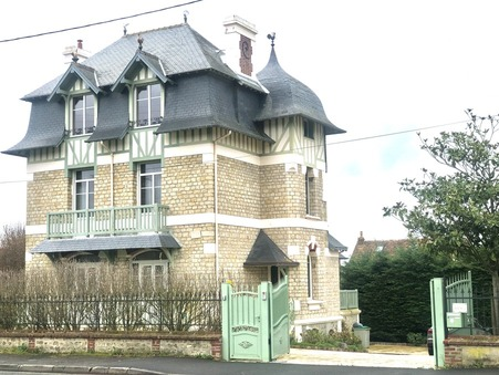 vente maison HOULGATE 945000 €