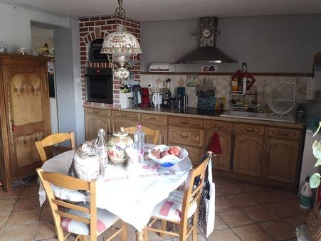 Vends maison ABBEVILLE 80 m²  142 000  €