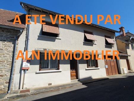 vente maison LE CHALARD 100m2 69500€