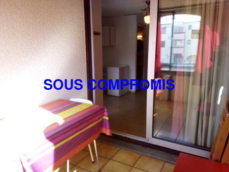 vente appartement LE BARCARES 25m2 70000€