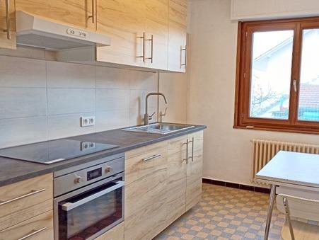 vente appartement LA ROCHE SUR FORON 48m2 157500€