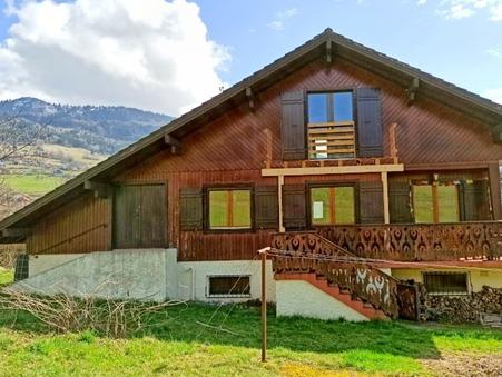 vente maison VIUZ EN SALLAZ 127m2 350000€