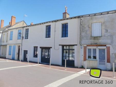 A vendre maison Mareuil sur Lay Dissais  149 900  €