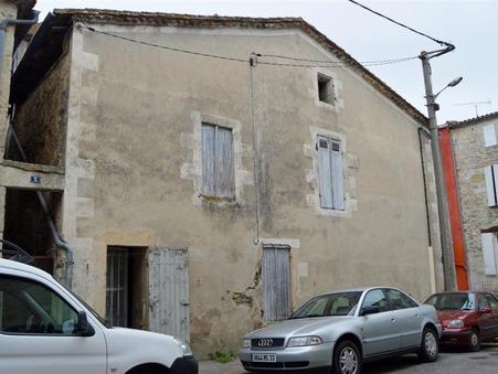 A vendre maison MONSEGUR 18 000  €