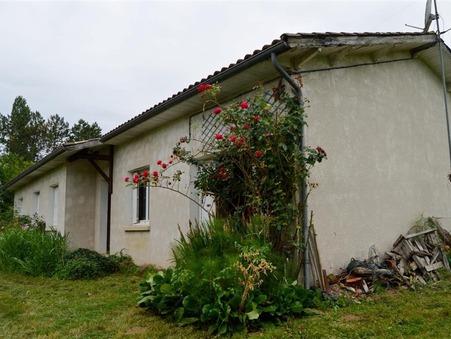 Vends maison MONSEGUR 95 400  €