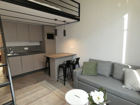 vente appartement Nice 32m2 265000€