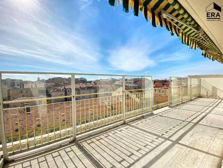 vente appartement Nice 120m2 950000€