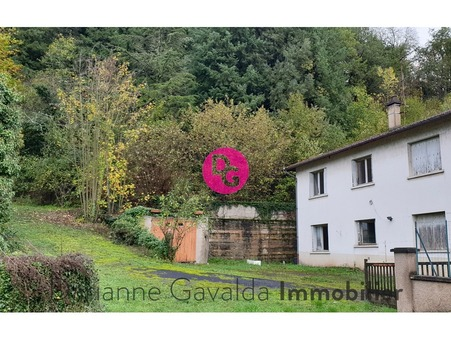 vente maison DECAZEVILLE 140m2 54500€