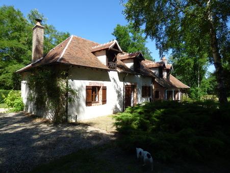 vente maison NEUVY SUR BARANGEON 160m2 410000€