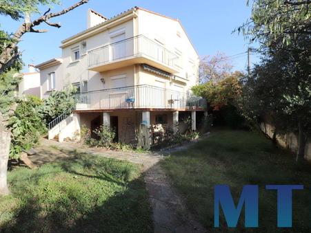 A vendre maison Perpignan 174 m²  299 000  €