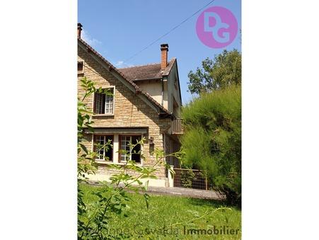 vente maison DECAZEVILLE 180m2 128400€