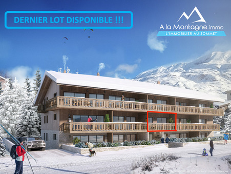 Acheter appartement L'ALPE D'HUEZ  519 000  €
