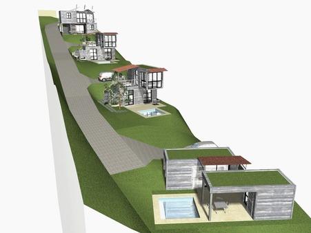 vente terrain POINTE NOIRE 170000 €