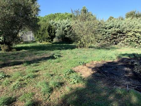 terrain  395800 €