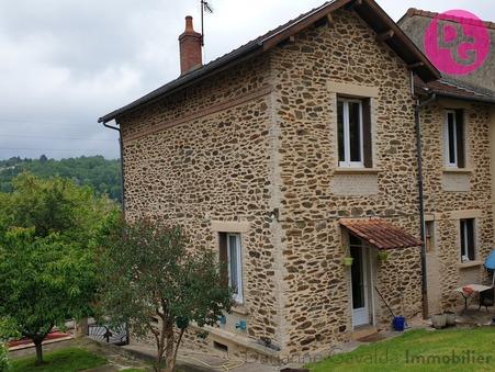 vente maison DECAZEVILLE 107m2 74000€