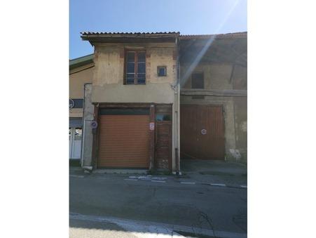 vente maison LA COTE ST ANDRE 35m2 38000€