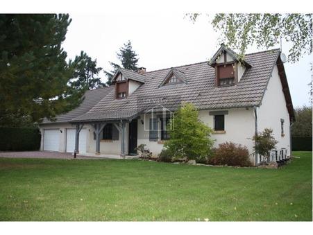 Acheter maison SAINT ANDRE DE L'EURE 125 m²  215 000  €
