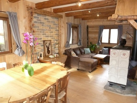 vente maison DOMANCY 95m2 355000€