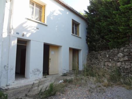 vente maison VILLESEQUE DES CORBIERES 83m2 120000€