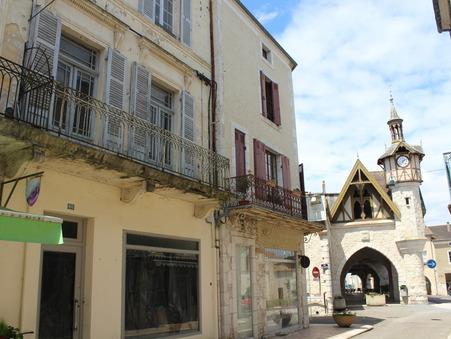vente maison CASTILLONNES 78 000  € 210 m�