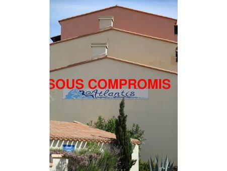 vente appartement LE BARCARES 26m2 60000€