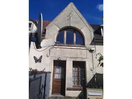vente maison CIRES LES MELLO 36m2 63000€