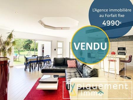 vente maison CAZERES  378 990  € 160 m�