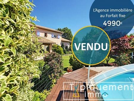 Vente maison Rieumes  319 990  €