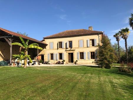 vente maison BOULOGNE SUR GESSE 220m2 295000€