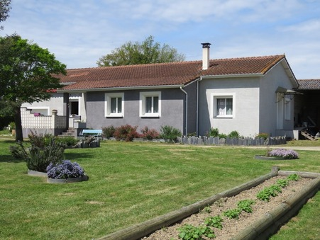 vente maison L'ISLE EN DODON 136m2 237000€