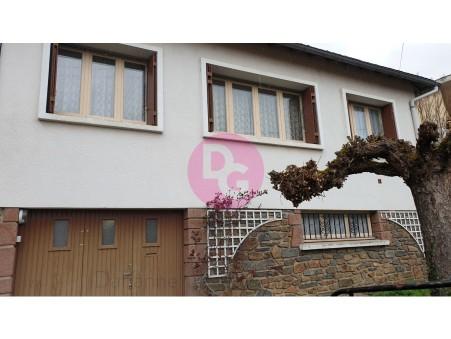 vente maison DECAZEVILLE 99m2 65400€