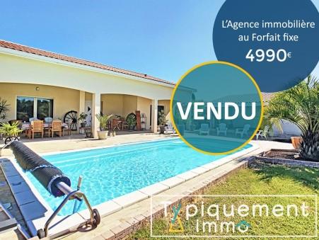 vente maison Saint-lys  554 990  € 233 m�