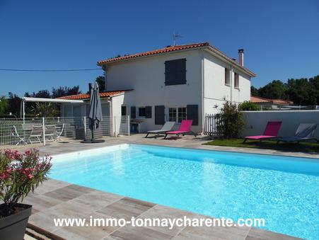Vendre maison TONNAY CHARENTE  314 600  €