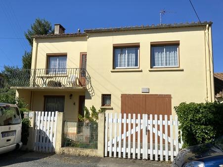 A vendre maison Saint-André-de-Roquelongue  169 900  €