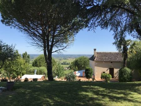 vente maison MONBAZILLAC 556500 €