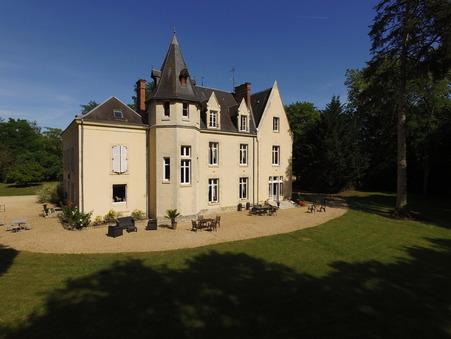 vente chateau BOURGES 630m2 997500€