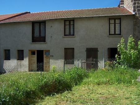 vente maison LA CHAISE DIEU 150m2 50000€